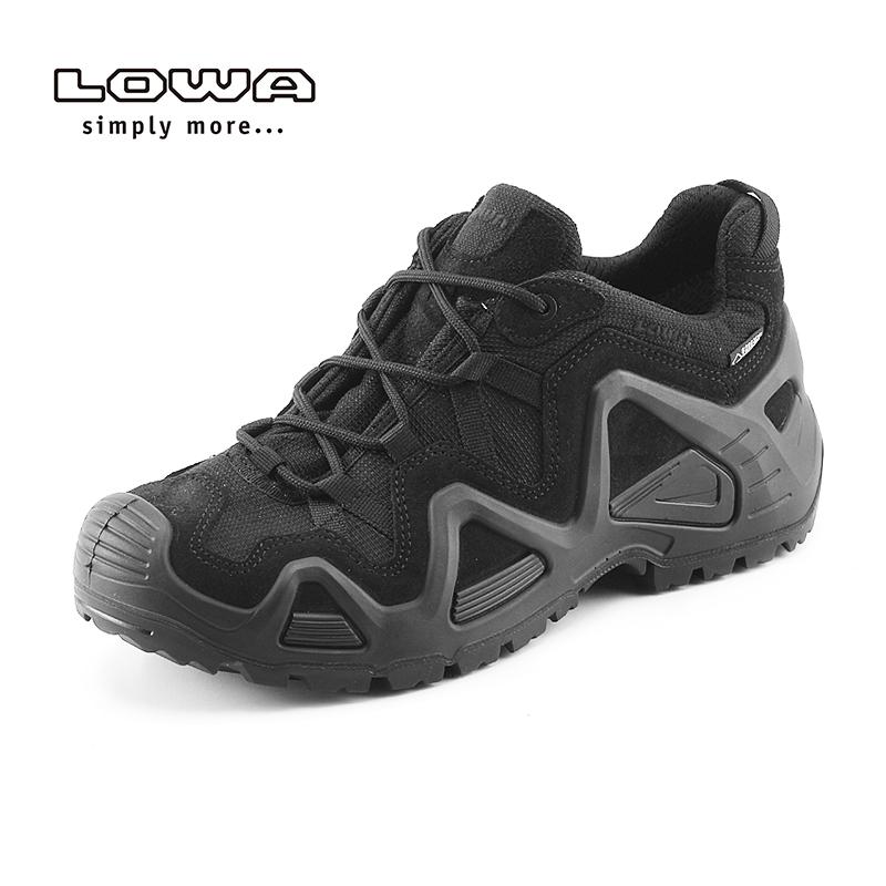 LOWA户外ZEPHYR GTX TF男式低帮防水耐磨登山鞋战术军靴 L310589