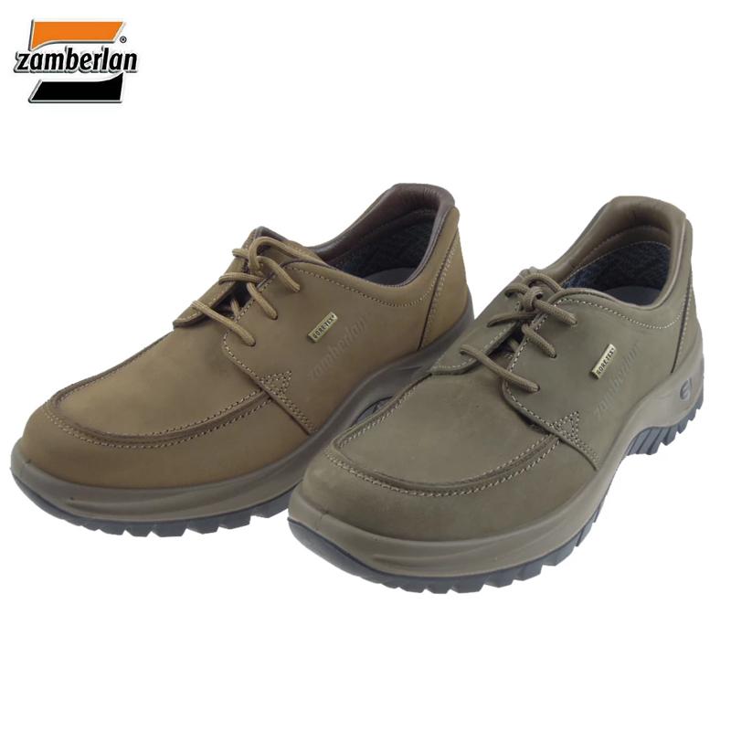 Zamberlan/赞贝拉ZF0 170户外男款GTX低帮防水透气徒步鞋休闲鞋